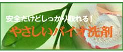 バイオ洗剤 とれるNo.1